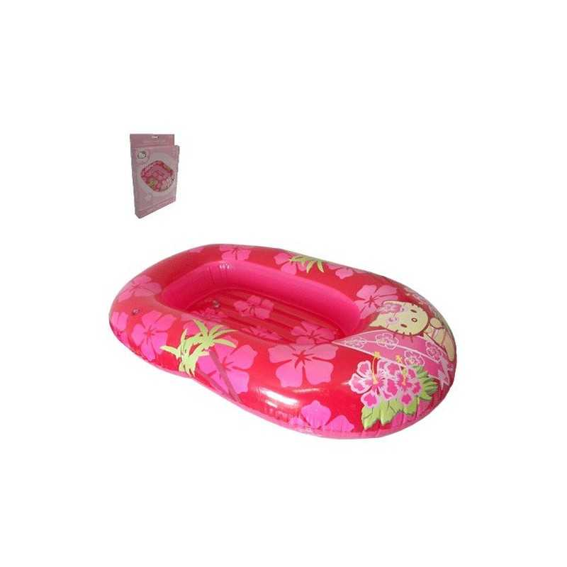 Bote inflable Hello Kitty