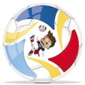 The official ball of the Euro 2016 in PVC 14 cm