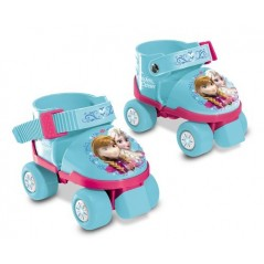 Frozen Disney - Skates roller with protections for The Snow Queen
