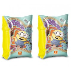 Brassards Minion - Brassards de natation gonflables Minions