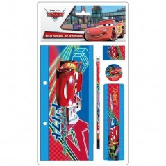 Disney Cars - stationery Set-Cars-5 rooms - as8174