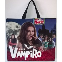 shopping bag chica vampiro