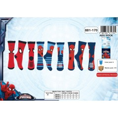 Chaussettes ABS Spiderman