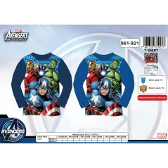T-shirt manches longues Avengers - Marvel