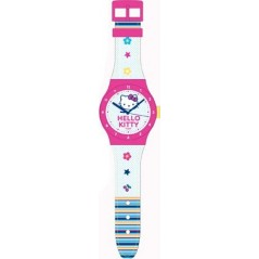 Large clock Hello Kitty in the shape of a watch, H:90cm