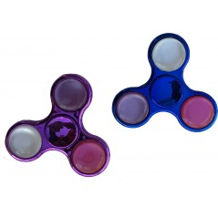 Hand spinner -Color Spin - Tri-Spinner -Roulements Ultra Rapides