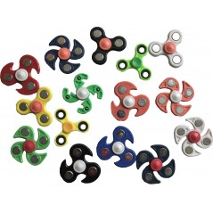 Hand spinner -Color Spin - Tri-Spinner