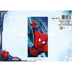 Microfibre Spiderman beach towel - 820-973