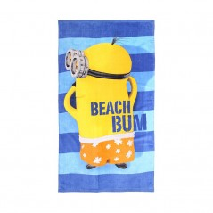 Beach towel Minions - 820-572