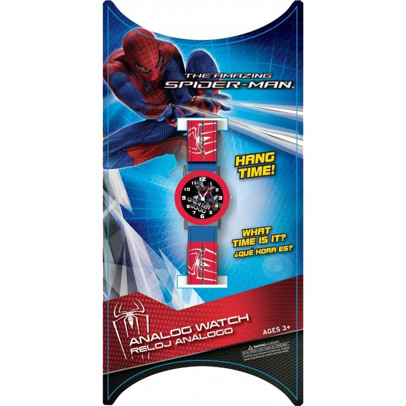 Analog Spiderman Watch 4