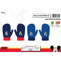 Gants Mitten Mickey Disney