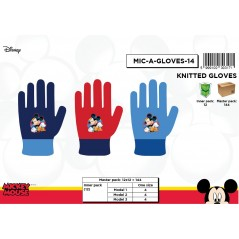 Gants Mickey Disney