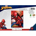 Coperta in pile Marvel Spiderman