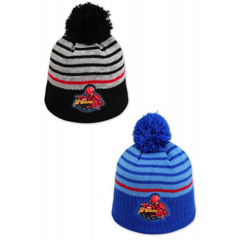 Spiderman Marvel Pompom Beanie
