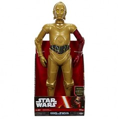 FIGURINE C-3PO 45 CM COLLECTOR - STAR WARS
