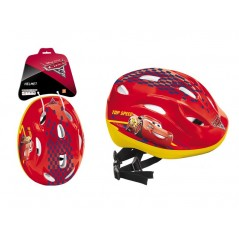 Children's helmet with Disney Cars Design
