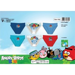Box of 3 Angry Birds briefs