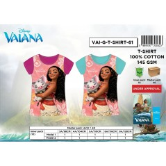 T-Shirt Manches courtes Vaiana