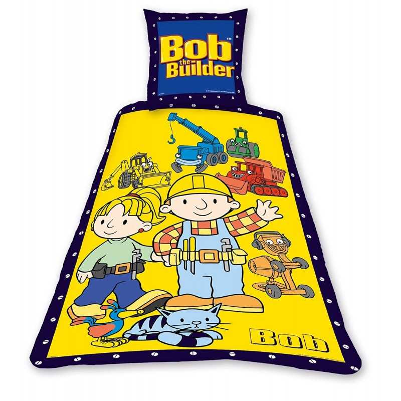 BOB THE BICYCLE DUVET COVER