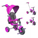 STROLLY - Tricycle Evolutif Strolly Compact - Rose