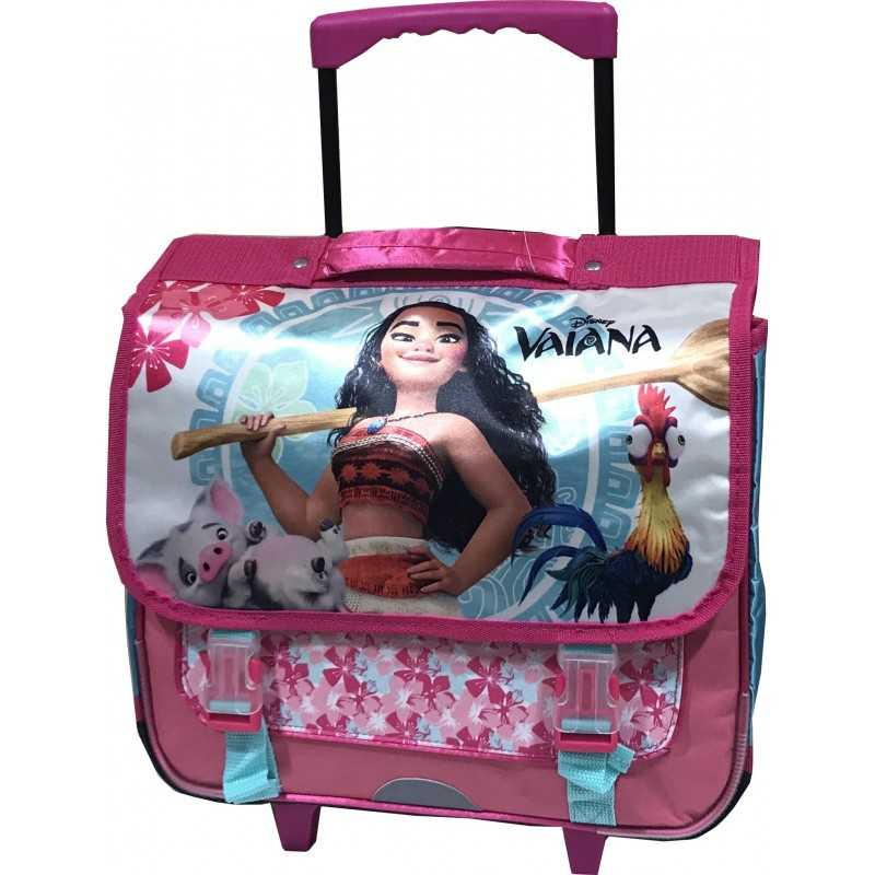 Disney Vaiana trolley bag with wheels - Superior quality