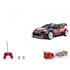 """Radio-controlled car Citroën C3, in its version rally """"(WRC)."""