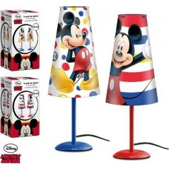 Mickey Disney Bedside Lamp 38 cm conical