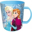 Taza Snow Queen Plástico Micro 350 ML