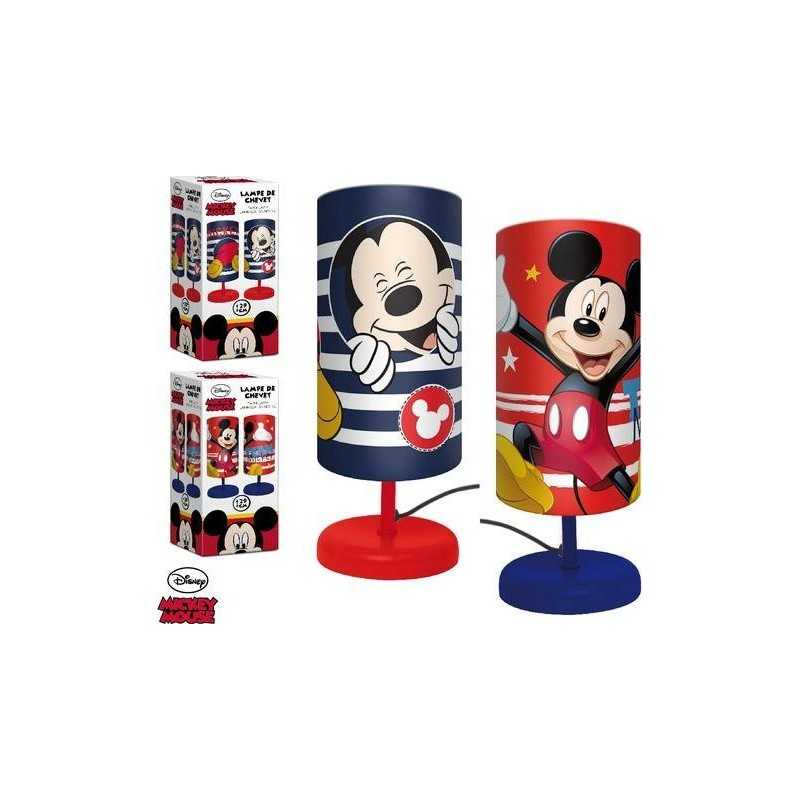 Bedside Lamp Mickey 29 cm Shaped Cylinder