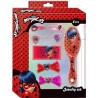 Miraculous Ladybug Hair Accessories Set of 8pcs,Gift Set,Official Licensed