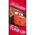Cars Disney beach towel in cotton
