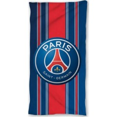 Beach towel Paris Saint-Germain Cotton