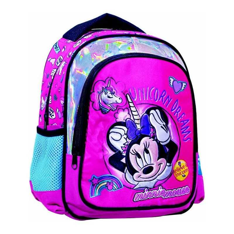 Minnie Disney Backpack with Unicorn - Superior Quality