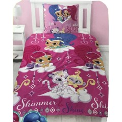 Shimmer And Shine duvet cover set - Polycotton
