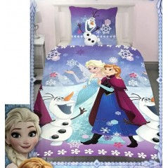 Disney Frozen Bettwäscheset - Polycotton
