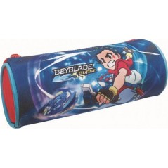Beyblade Pencil case Round