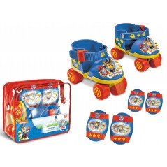 Paw Patrol - Skates roller with protection Pat Patrol