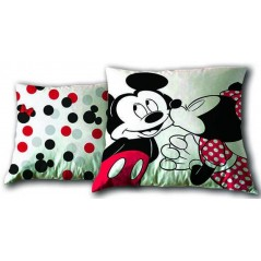 Coussin Mickey et Minnie Disney