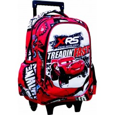 Disney Cars Trolley Backpack 42 cm - Superior Quality