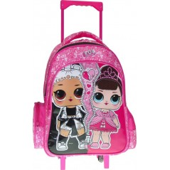 Lol Surprise ! Trolley Backpack - Superior Quality