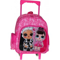 Mochila Trolley Lol Surprise ! 31 cm - Calidad Superior
