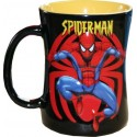 Spiderman 3d embossed mug