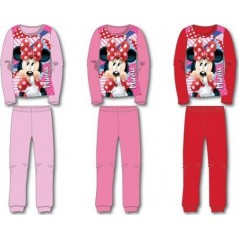 Minnie fleece pajamas