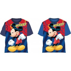 T-Shirt Mickey manches courtes