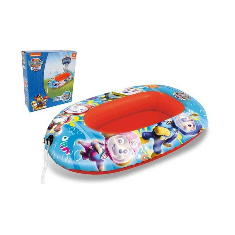 PAW PATROL - inflatable Boat inflatable sea pool and Pat Patrol