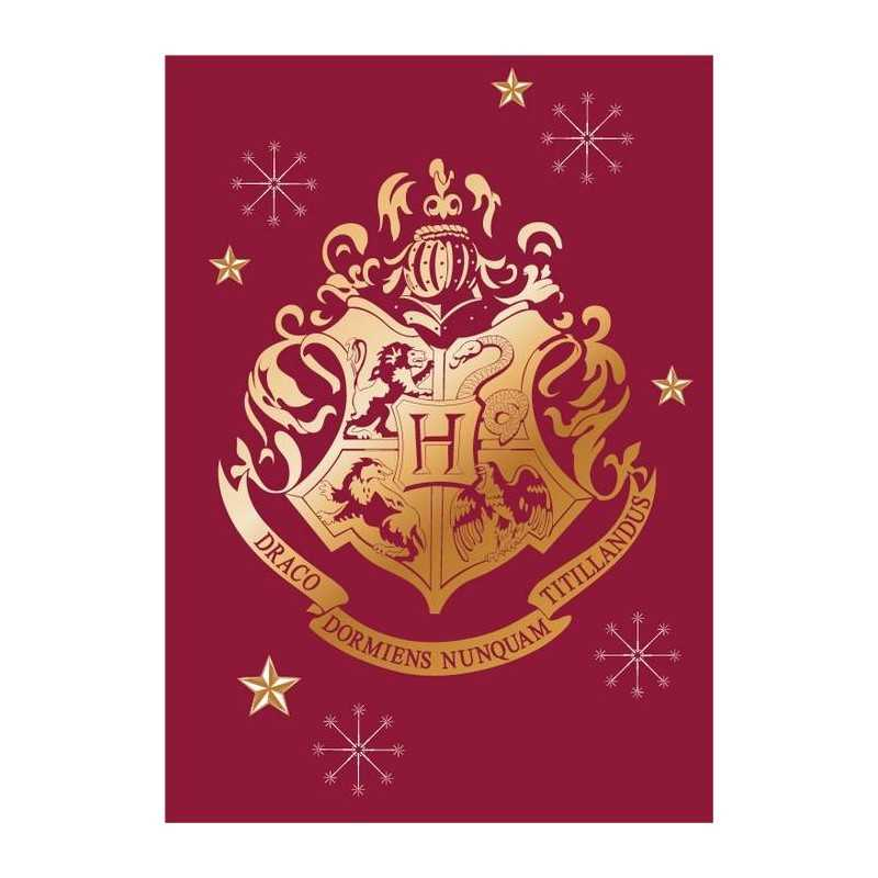 Fleece Blanket Harry Potter