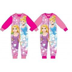 Princess Disney fleece onesie