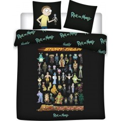 Bed linen Rick And Morty