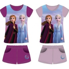 Ensemble T-shirt + Short Frozen 2 Disney