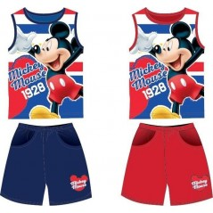 Ensemble Débardeur + Short Mickey Disney